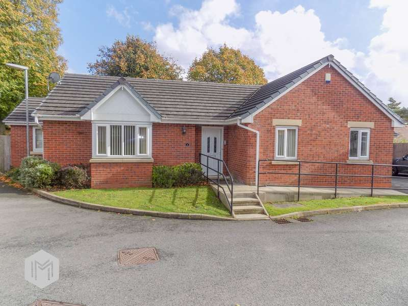 3 Bedrooms Detached Bungalow for sale in Blossom Grove, Whittle-le-Woods, Chorley, PR6