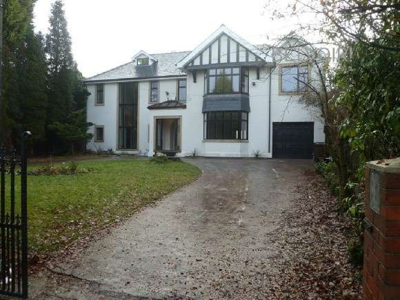 6 Bedrooms Detached House for rent in Sheepfoot Lane, Manchester