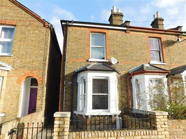 2 Bedrooms Terraced House for sale in Alfred Road, Kingston Upon Thames