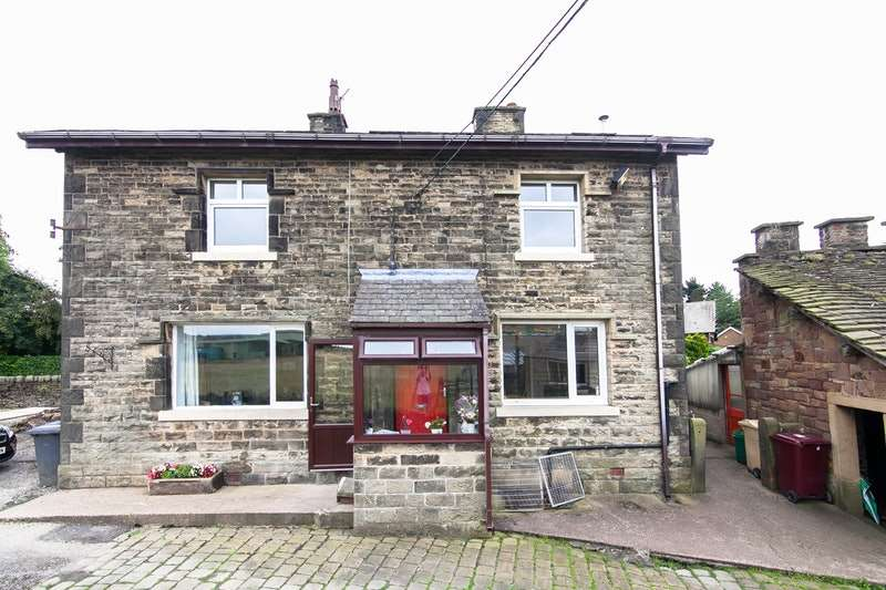 5 Bedrooms Detached House for sale in Darwen Road, Bolton, Greater Manchester, BL7