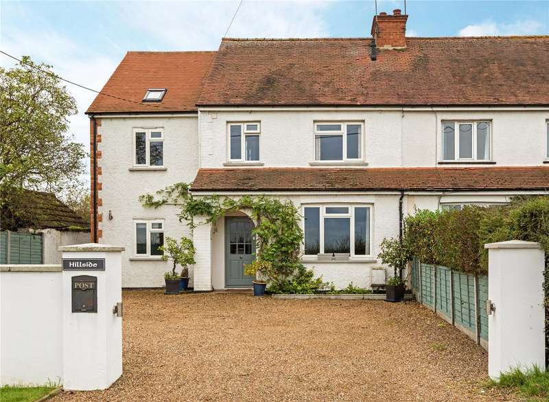 4 Bedrooms Semi Detached House for sale in Forest Green Road, Holyport, Maidenhead, Berkshire, SL6