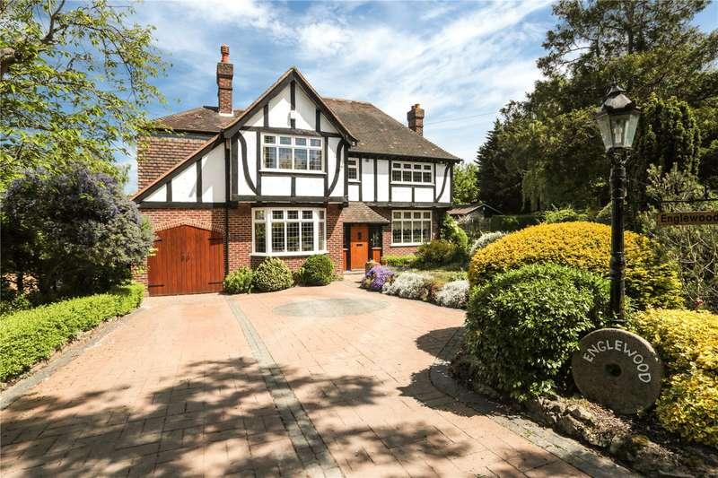 5 Bedrooms Detached House for sale in Farningham Hill Road, Farningham, Dartford, Kent, DA4