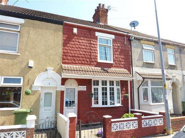 3 Bedrooms Terraced House for sale in ALEXANDRA ROAD, GRIMSBY