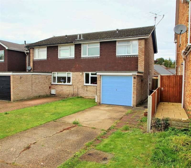 3 Bedrooms Semi Detached House for sale in Tall Trees, Mile End, Colchester