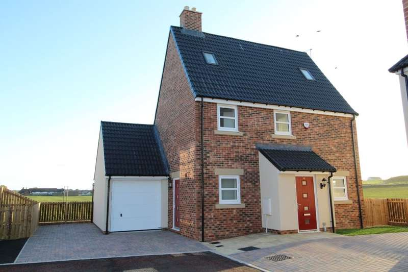 5 Bedrooms Detached House for sale in Thill Stone Mews, Mill Lane, Whitburn, Sunderland, SR6