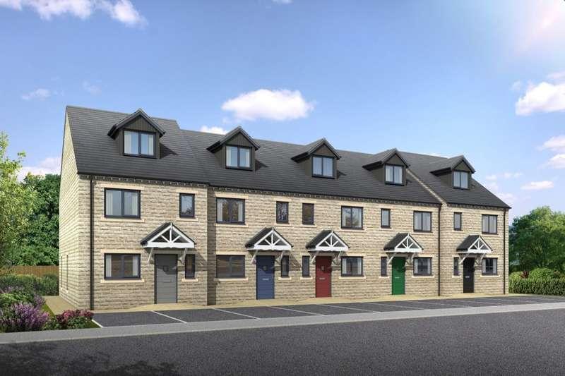 4 Bedrooms Terraced House for sale in Terry Road, Low Moor, Bradford, BD12