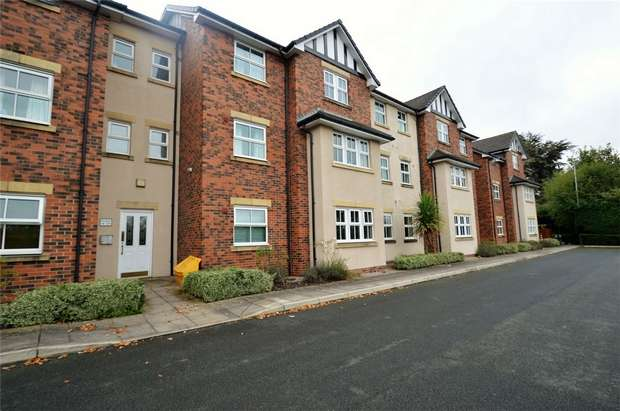 2 Bedrooms Flat for sale in London Road South, Poynton, Stockport, Cheshire