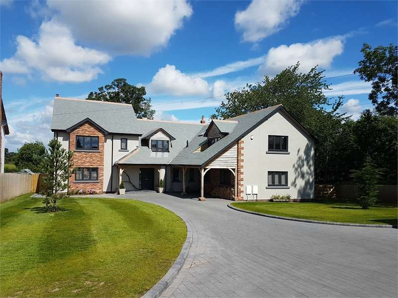 4 Bedrooms Detached House for sale in CA4 8HH Paddock Lane, Wetheral Pastures, Wetheral, Carlisle, Cumbria
