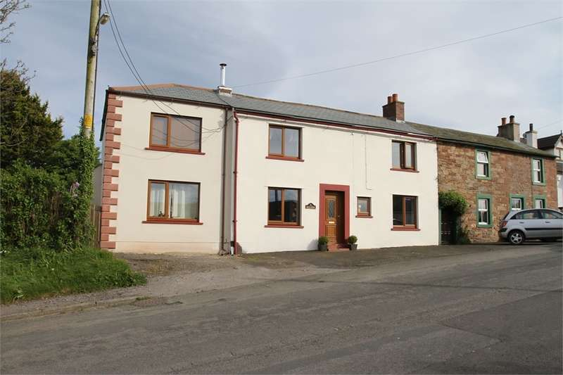 4 Bedrooms Semi Detached House for sale in CA7 8PD Mealo Hill, Bolton Low Houses, Wigton, Cumbria