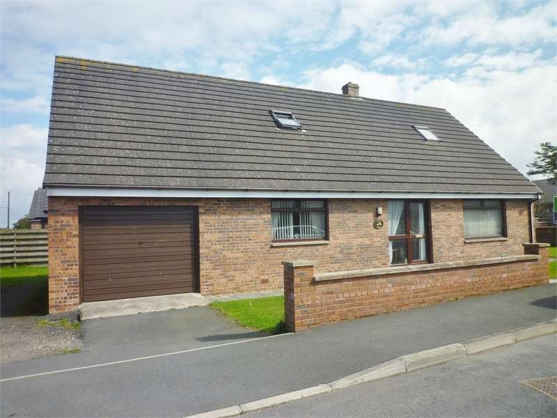 4 Bedrooms Detached Bungalow for sale in DG16 5BN Empire Way, Gretna, Carlisle, Dumfries amd Galloway