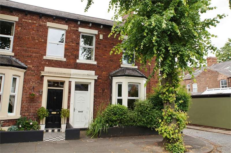 4 Bedrooms End Of Terrace House for sale in CA1 2BP Hart Street, Off Warwick Road, Carlisle, Cumbria