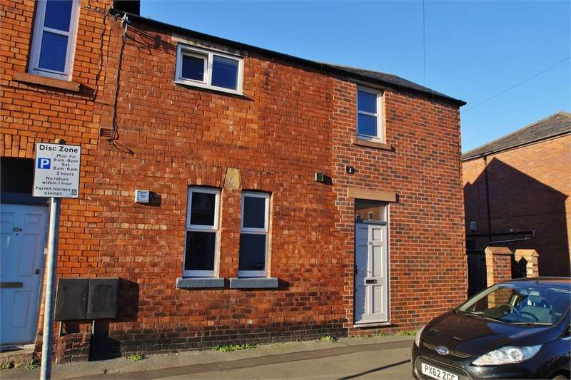 2 Bedrooms End Of Terrace House for sale in CA1 2HW Brook Street, off London Road, CARLISLE, Cumbria