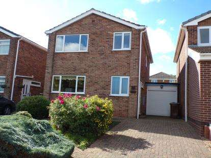 3 Bedrooms Detached House for sale in Twyford Gardens, Clifton Grove, Nottingham