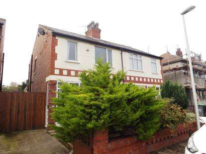 3 Bedrooms Semi Detached House for sale in Knaresboro Avenue, Blackpool, Lancashire, United Kingdom, FY3