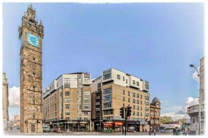2 Bedrooms Flat for sale in Gallowgate, Glasgow