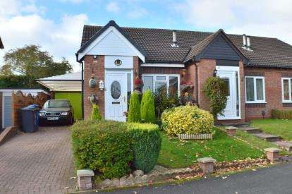 1 Bedroom End Of Terrace House for sale in Curlew Close, Boley Park, Lichfield, Staffordshire