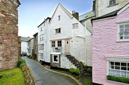 5 Bedrooms Terraced House for sale in Dartmouth, Devon