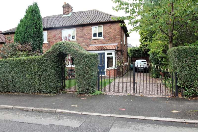 3 Bedrooms Semi Detached House for sale in Knowle Avenue, Ashton Under Lyne