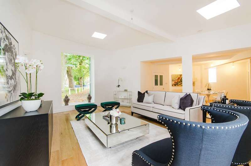 3 Bedrooms House for sale in Lower Boston Road, Hanwell, W7