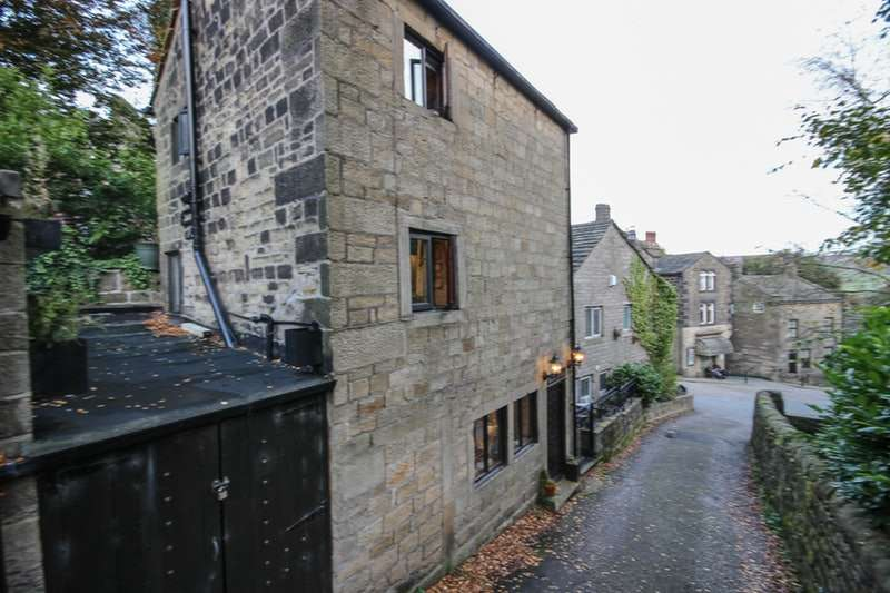 1 Bedroom Cottage House for sale in Church Lane, Hebden Bridge, West Yorkshire, HX7