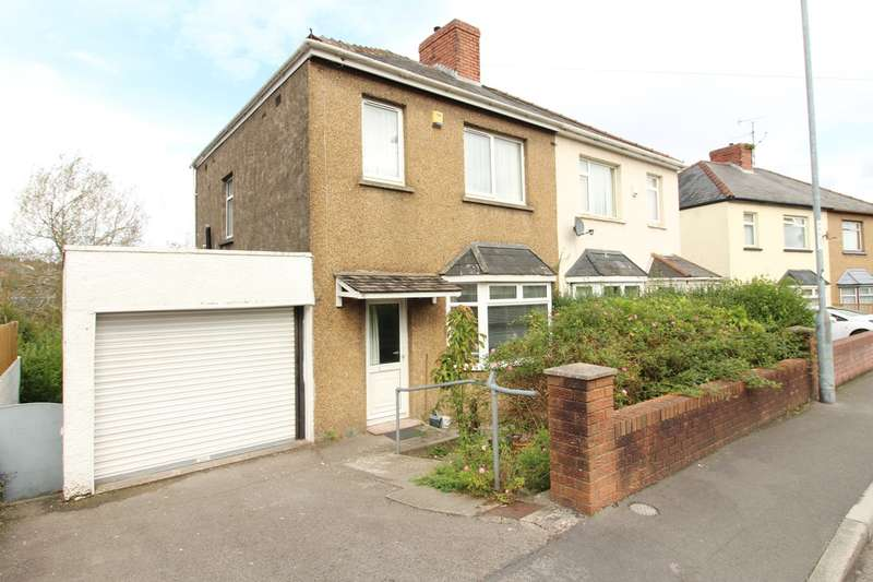 3 Bedrooms Semi Detached House for sale in Queens Close, NEWPORT, NP20