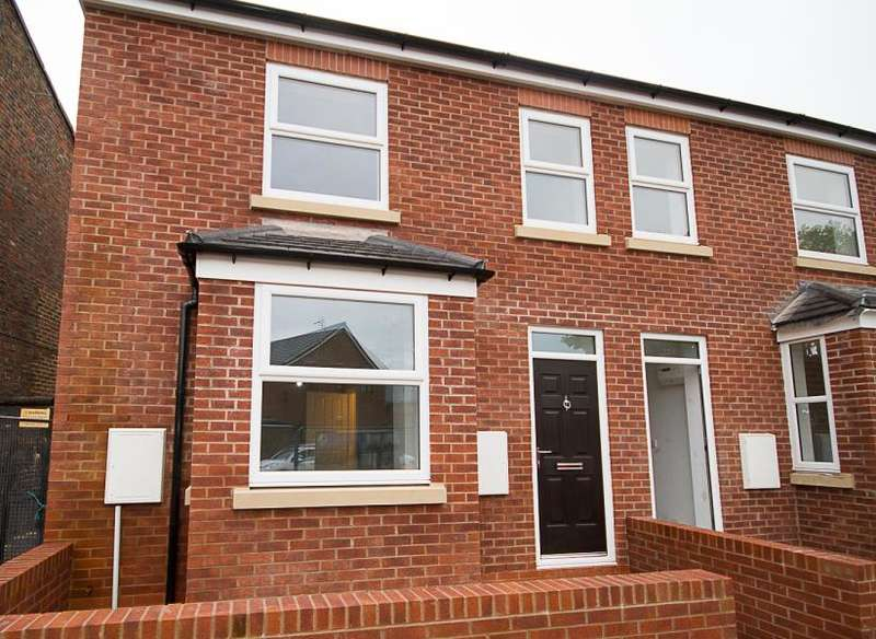 2 Bedrooms Terraced House for sale in Church Flags, Walton Village, L4