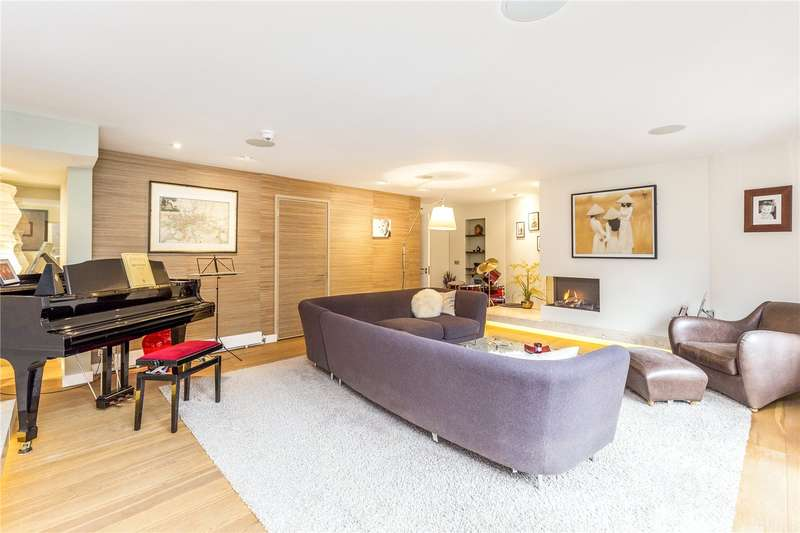 5 Bedrooms Semi Detached House for sale in St. Paul's Place, London, N1