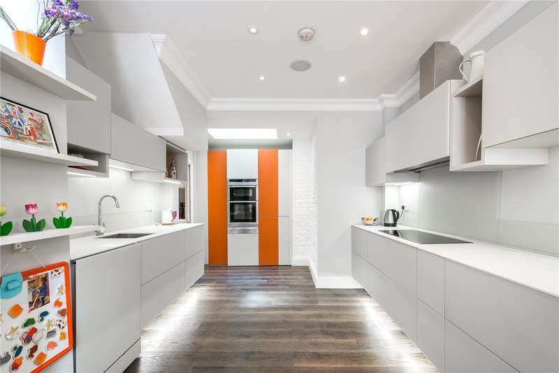 4 Bedrooms Terraced House for sale in Islington Green, London, N1