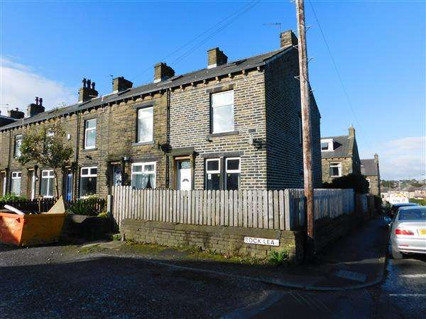 3 Bedrooms End Of Terrace House for sale in Rock Lea Avenue, Bradford