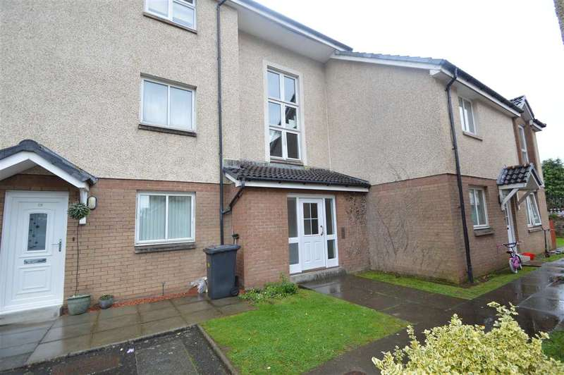 2 Bedrooms Apartment Flat for sale in St Monicas Way, Kirkwood, Coatbridge
