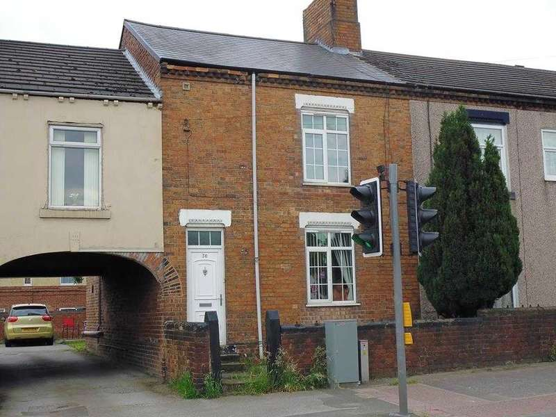 3 Bedrooms Terraced House for rent in Lowgates, Chesterfield