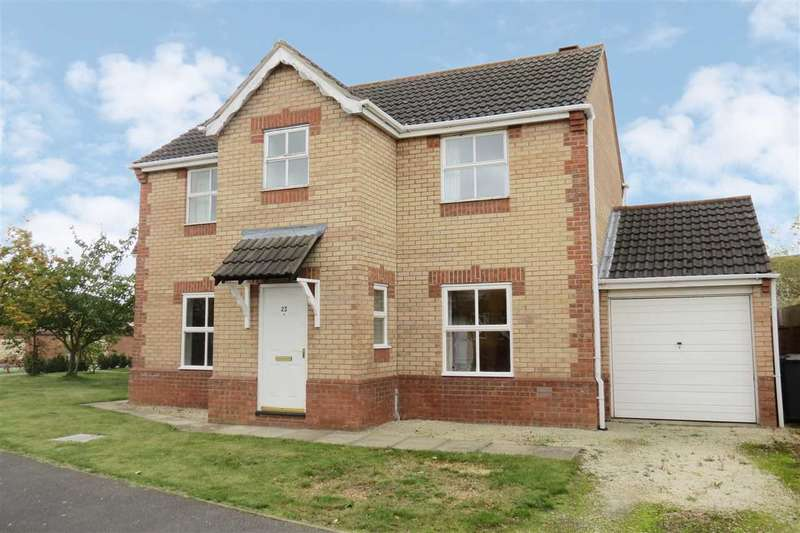 4 Bedrooms Detached House for sale in Forum Way, Sleaford