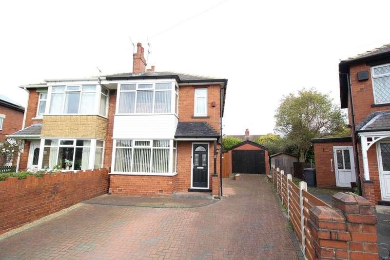 3 Bedrooms Semi Detached House for sale in Somerville Green, Leeds, LS14