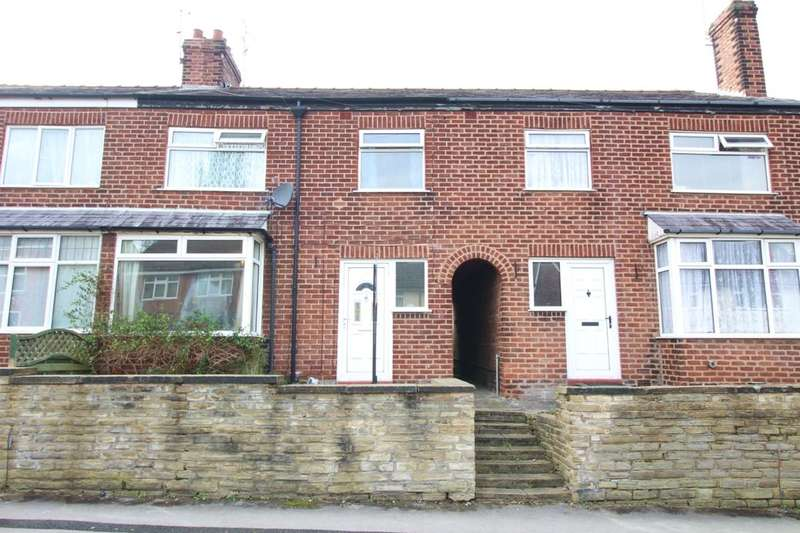 3 Bedrooms Terraced House for sale in Peter Street, Macclesfield, SK11