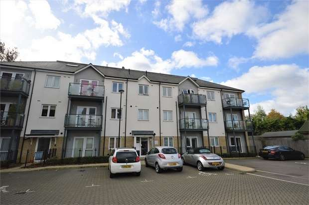 2 Bedrooms Flat for sale in Louisa Oakes Close, London
