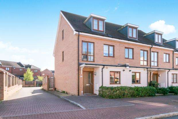 3 Bedrooms End Of Terrace House for sale in Limes Park, Basingstoke, Hampshire