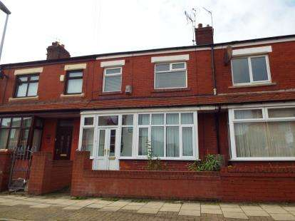 3 Bedrooms Terraced House for sale in Threlfall Road, Blackpool, Lancashire, FY1