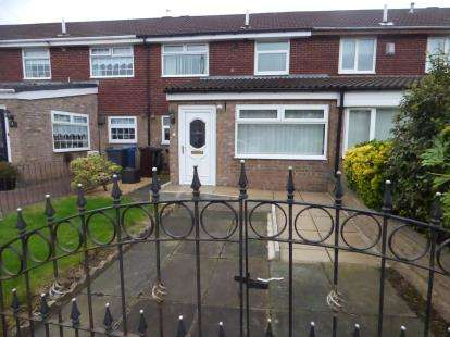 3 Bedrooms Terraced House for sale in Dee Close, Kirkby, Liverpool, Merseyside, L33