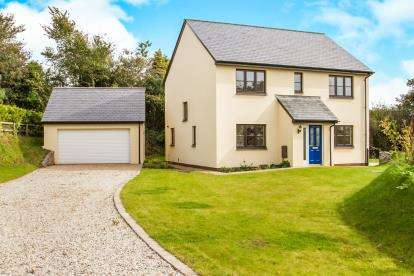 4 Bedrooms Detached House for sale in North Tawton, Okehampton
