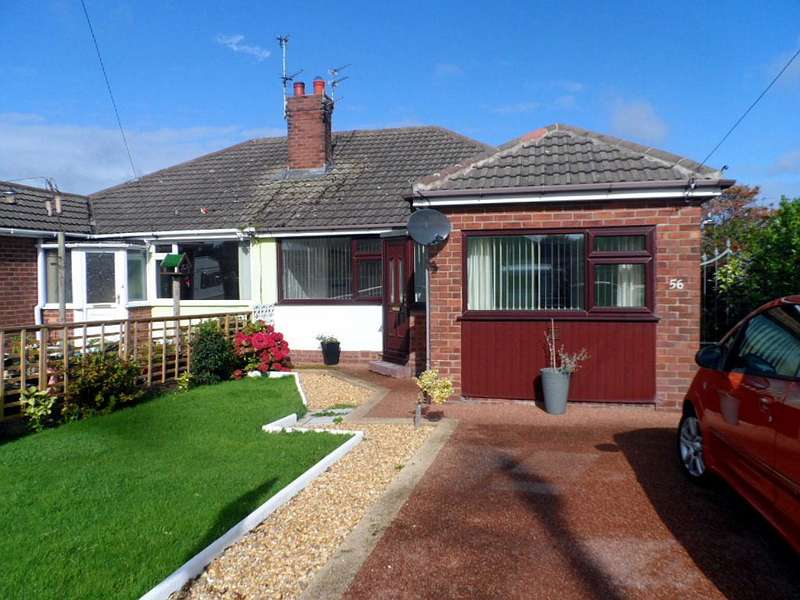 2 Bedrooms Bungalow for sale in Parksway, Knott End on Sea, FY6 0DA