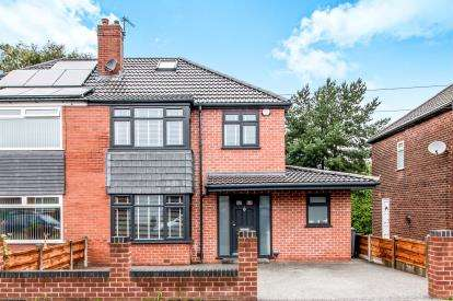 4 Bedrooms Semi Detached House for sale in Sparth Road, Manchester, Greater Manchester, Clayton Bridge