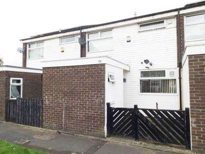 3 Bedrooms Terraced House for sale in Norcross Close, Offerton, Stockport, Cheshire