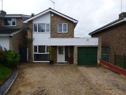 3 Bedrooms Detached House for sale in Nene Rise, Cogenhoe, Northampton, Northamptonshire