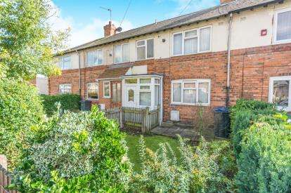 2 Bedrooms Terraced House for sale in Dolphin Lane, Acocks Green, Birmingham, West Midlands