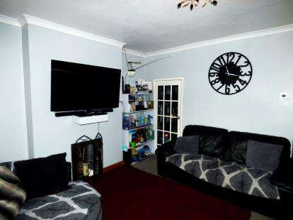 2 Bedrooms Terraced House for sale in East View, Tamworth