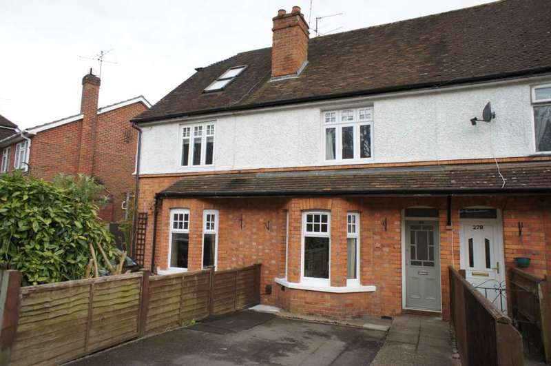 2 Bedrooms Terraced House for sale in Hemdean Road, Caversham