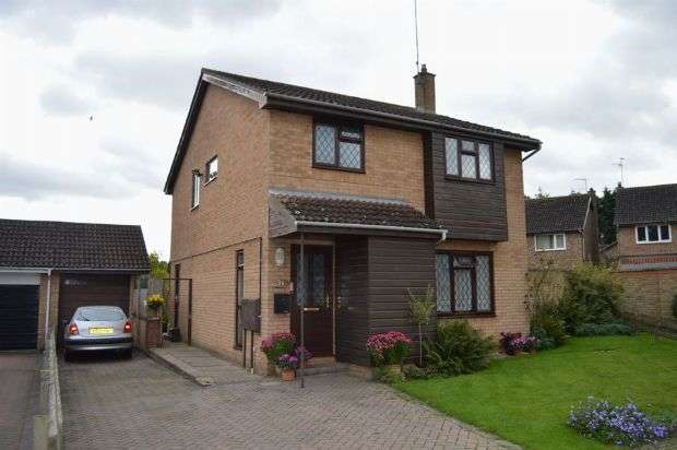 4 Bedrooms Detached House for sale in Riverwell, Ecton Brook, Northampton NN3 5EG