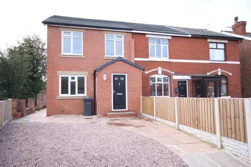 3 Bedrooms End Of Terrace House for sale in New Lane, Crossens, Southport