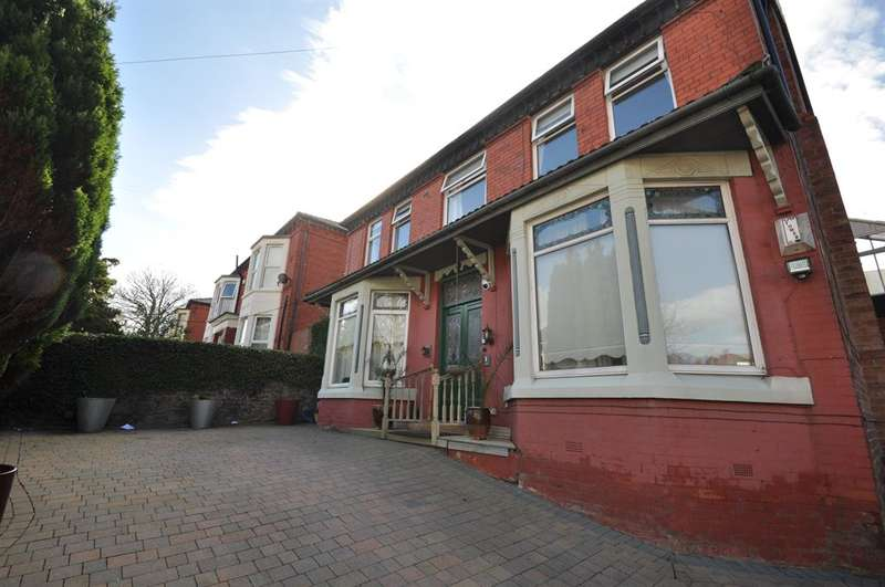 3 Bedrooms Flat for sale in St. James Road, Wallasey, CH45 9LR