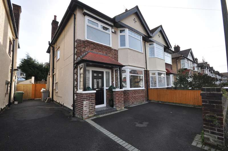 3 Bedrooms Semi Detached House for sale in Leyburn Road, Wallasey, CH45 6XH